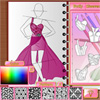 Fashion Studio - Prom Dress Design A Free Customize Game