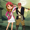 Pirate Honeymoon A Free Dress-Up Game