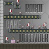 Robot Cake Defender A Free Action Game