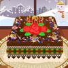 Bake your own cake from scratch  and start decorating your own cake with several animated  environments and toppings to choose from!