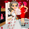Valentines Day Wedding A Free Dress-Up Game