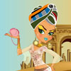 The stars have aligned as the Egyptian prophecy has foretold and that can only mean one thing..it`s party time at the royal pyramid! Once every thousand years a monster party is held at the pyramid and all the mummies and royal ghouls are attending. This brings us to the protagonist of our story.. Let`s dress up this beautiful Egyptian in some nice, royal clothes.