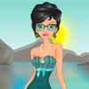 Aqua Style Outfit Dress Up