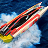 V10 Powerboat racer A Free Driving Game