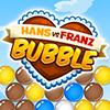 Hans vs Franz Bubble A Free Action Game