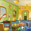 Modern Color Room Escape A Free Action Game