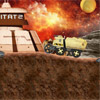 If you enjoy playing racing games, then this game by Free-Game-Land.com is one that you might well like! Rule the power truck to reach your space station to shelter from the burning sun and meteor showers. Escape the hostile shots, crush the evil monsters.
