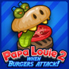 Papa Louie 2 A Free Action Game