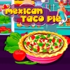 The Mexican cuisine is very vast but today we will cover one great aspect of it in this online cooking game and you should try and cook this Mexican Taco Pie with all the best vegetables and spices.