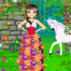 Floral Princess A Free Customize Game