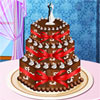 Hey girls, welcome to a new decorating wedding cake game!  We all wait for our wedding day and we also spend years to plan all the arrangements for this special event so this game will really help you to decide one of the most important aspect of your wedding – the wedding cake.  This cake has to be gorgeous and you have to work your decoration skills in this game to create an amazing wedding cake.  Pick up the color of your cake, the aromas you want to use and then start decorating it with flowers, chocolate, candies, fruits and a lot of wedding decorations.   Have fun and good luck!