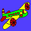 Amateur aircraft coloring