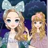 Forest Night A Free Dress-Up Game