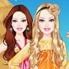 Barbie Summer Break A Free Dress-Up Game