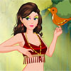Forest Queen Dressup A Free Dress-Up Game