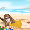 Tropical Paradise Vacation A Free Dress-Up Game
