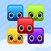 Fun Colourfull Match 2 Blocks Popping Game