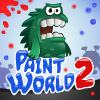 PaintWorld 2 A Free Education Game