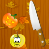 Slicer is an fruit slicing ninja type game with a time limit that challenges the concentration levels of the player. Player is supposed to slice the fruit and avoid touching the halloween fruit. Slice maximum number of fruits in 60 seconds. Re playing game the game starts with doubling speed of fruits and scores.