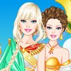 Barbie Roman Princess A Free Dress-Up Game