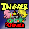 Invader Defender A Free Action Game