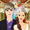 Selena and Justin Wedding A Free Dress-Up Game