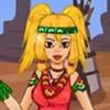 Aztec Princess  A Free Dress-Up Game