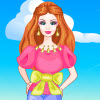 Pink Barbie A Free Dress-Up Game