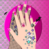 Emo Manicure Salon A Free Dress-Up Game