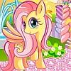 Pony Princess Castle Decoration 123GirlGames