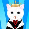 White Kitty Dressup A Free Dress-Up Game