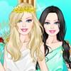 Barbie Greek Princess A Free Dress-Up Game