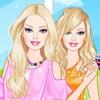 Barbie Tea Time A Free Dress-Up Game