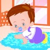 Baby in Room A Free Dress-Up Game