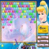 Play Cinderella Bubble Hit