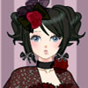 Anime gothic girl dress up game A Free Dress-Up Game