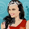 Valerie Begue: Miss France, 2008 A Free Dress-Up Game