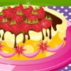 Bring in your creativity as a cake decorator and put together this summer`s ultimate tantalizing cake delish! Pay attention to the table cloth`s selection, to the cake`s selection, to the fruity topping`s selection... to the selection of the refreshing drink that would go best with your summer flavored cake dessert!
