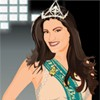 Natalia Anderle: Miss Brazil, 2008 A Free Dress-Up Game