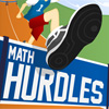 Answer simple math questions to jump hurdles. A fun math training game for grade 1 through 3.