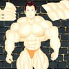 Muscular Man A Free Dress-Up Game