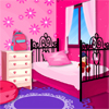 Pink Teen Bedroom
