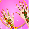 Nada Nail Makeover A Free Dress-Up Game