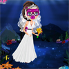 Under Water Wedding