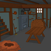 Basement Workshop Escape is type of point and click new escape game developed by games2rule.com. You are a carpenter, while working late hours; your boss locked you inside the basement workshop without getting noticed. The door of the Basement Workshop is locked. There is no one near to help you out. Find some useful objects and hints to escape from the Basement Workshop. Good Luck and Have Fun!