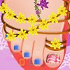 Hawaiian Sand Toes A Free Customize Game