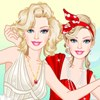 Barbie Marilyn Style A Free Dress-Up Game