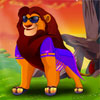 Our Lion is now all grown up and is no longer the shy little lion we all knew and loved, he is now a full grown prod, powerful lion. He was just named the new king of the jungle so he needs your help in finding a new look. Find him a new stylish look that`s fit for a king, be creative and accessorize him the way you like.