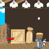 Raccoon and chicken A Free Other Game