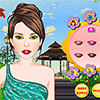 Flower Girl Dressup A Free Dress-Up Game